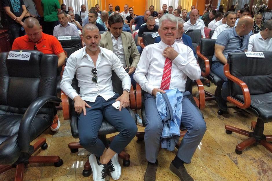 Nikola Lazetić i Vojislav Gajić