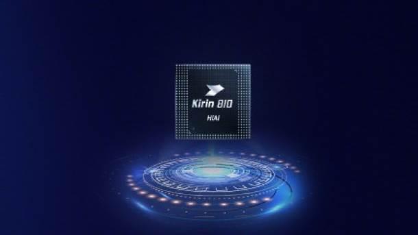 Kirin, Kirin 810