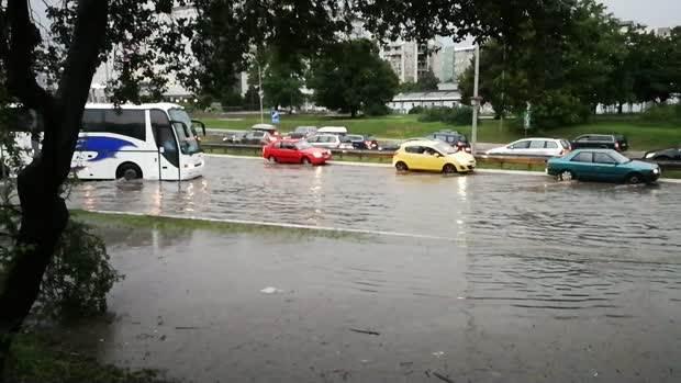 Beograd pod vodom: U ovim naseljima je najkritičnije
