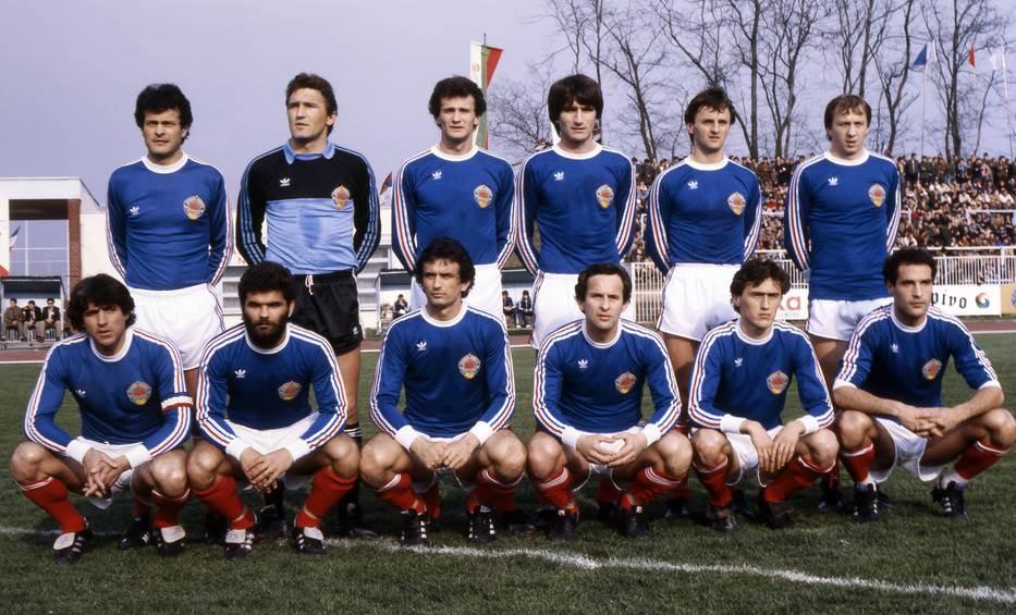 Jugoslavija, reprezentacija Jugoslavije, SFRJ