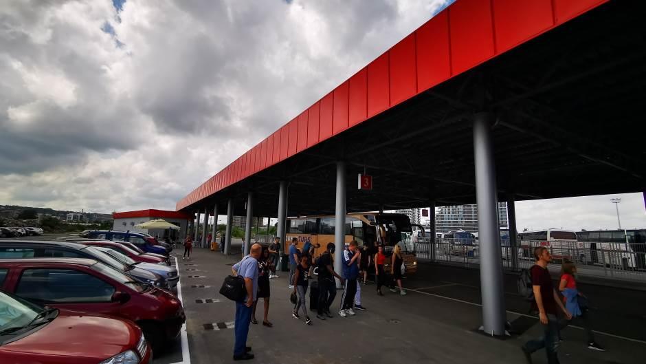 Izmešten deo stanice, putnici sad stižu na OVU lokaciju