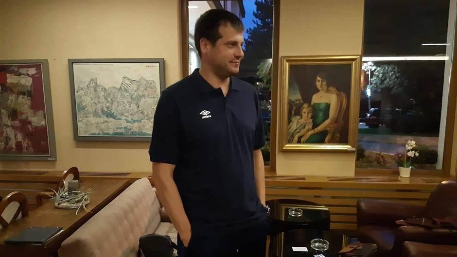 FOTO: Lalatović od danas komanduje - STIGAO JE!