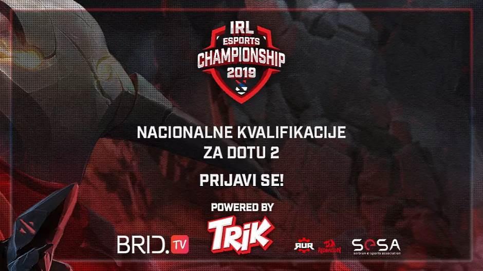 Srbija bira TIM za Južnu Koreju i Dota 2 IeSF turnir!