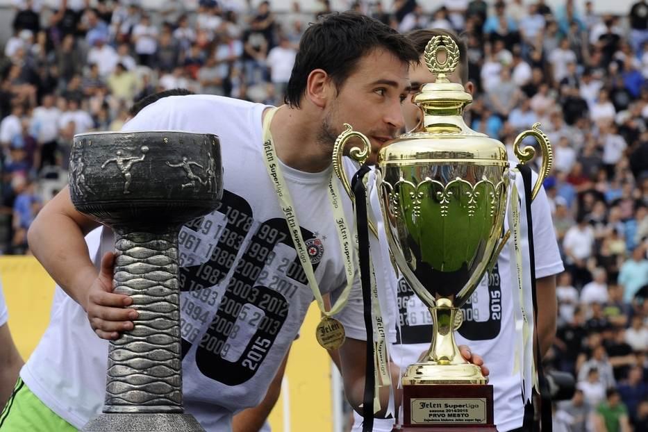 Iste boje, ista vera: Partizan, Ksanti, pa PAOK!