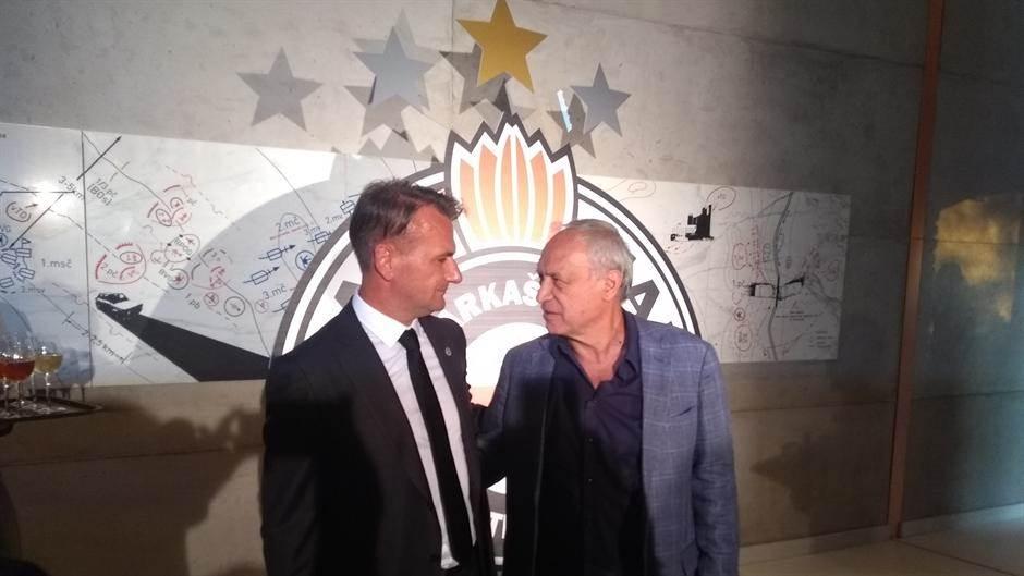 Mijailović: Dug je 2,7 miliona evra, FK vode NESPOSOBNI