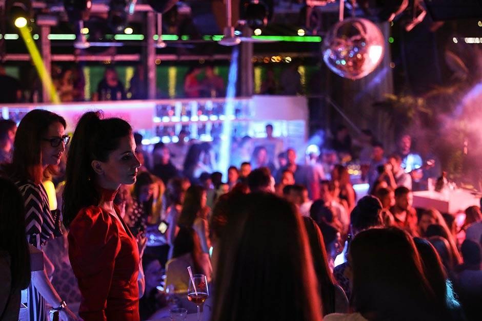 Glamurozna žurka u Beogradu!