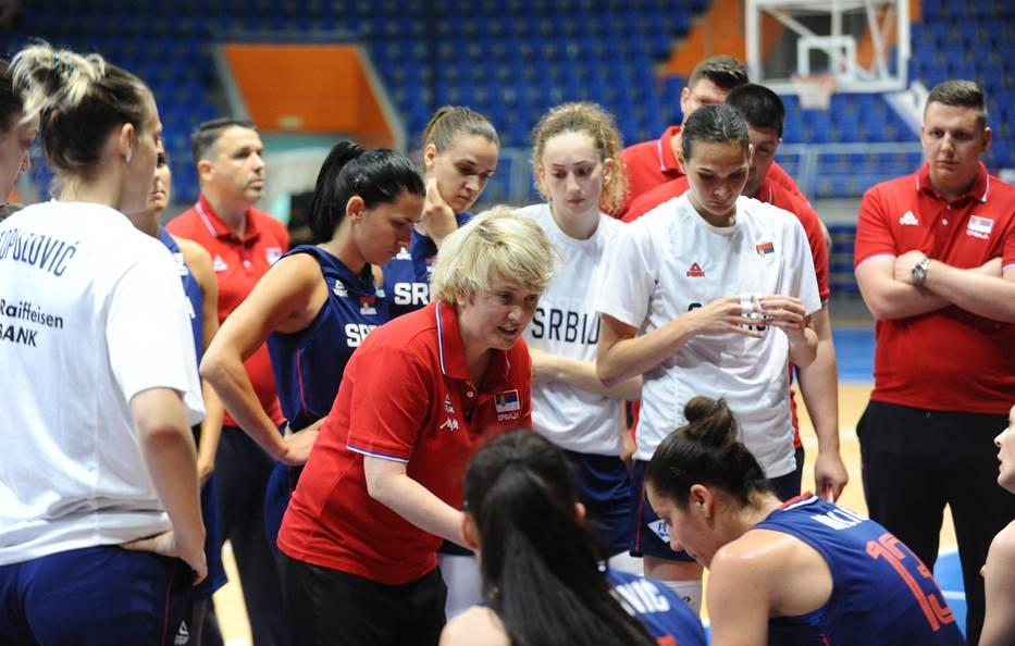 Marina Maljković košarkašice
