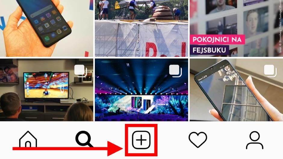 Iakoristite novi Instagram TRIK! (FOTO)