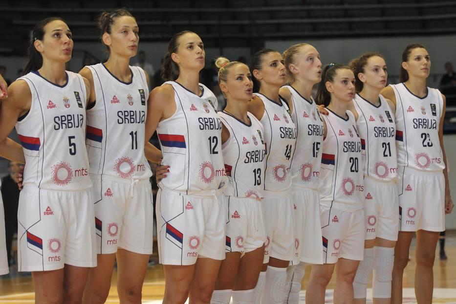 Košarkašice Milica Dabović Ana Dabović