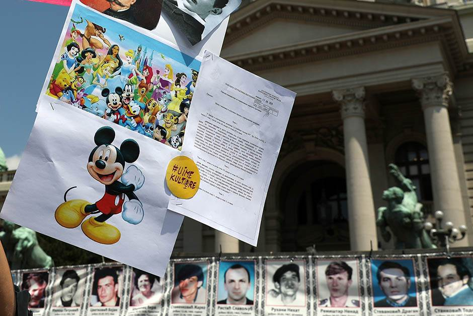 U IME KULTURE: Prvi pomak u borbi protiv rijalitija FOTO
