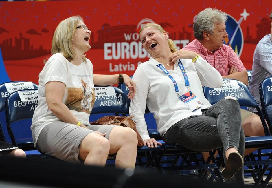 Anđelija Arbutina Ana Joković Eurobasket