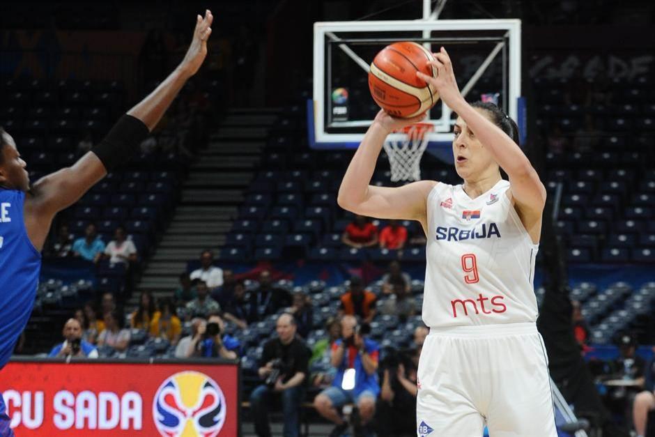 Jelena Bruks Milovanović Eurobasket