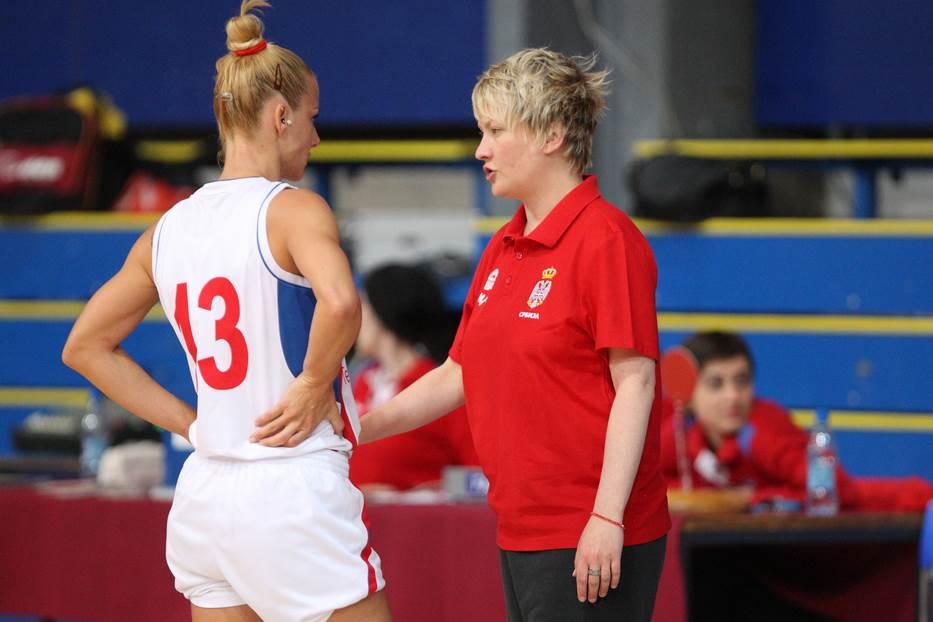Marina Maljković i Milica Dabović