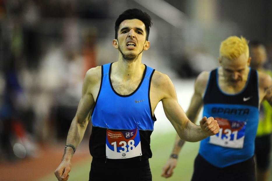 Bibić u finalu na 1.500 metara kao prvi u grupi