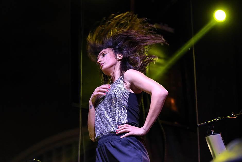 Pogledajte nastup Milice Todorović na ULAZ festivalu!