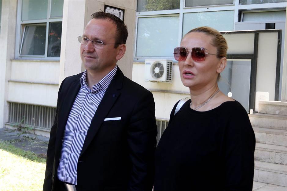 Goca na suđenju s bivšim: Znaš li ti, druže, gde živiš?