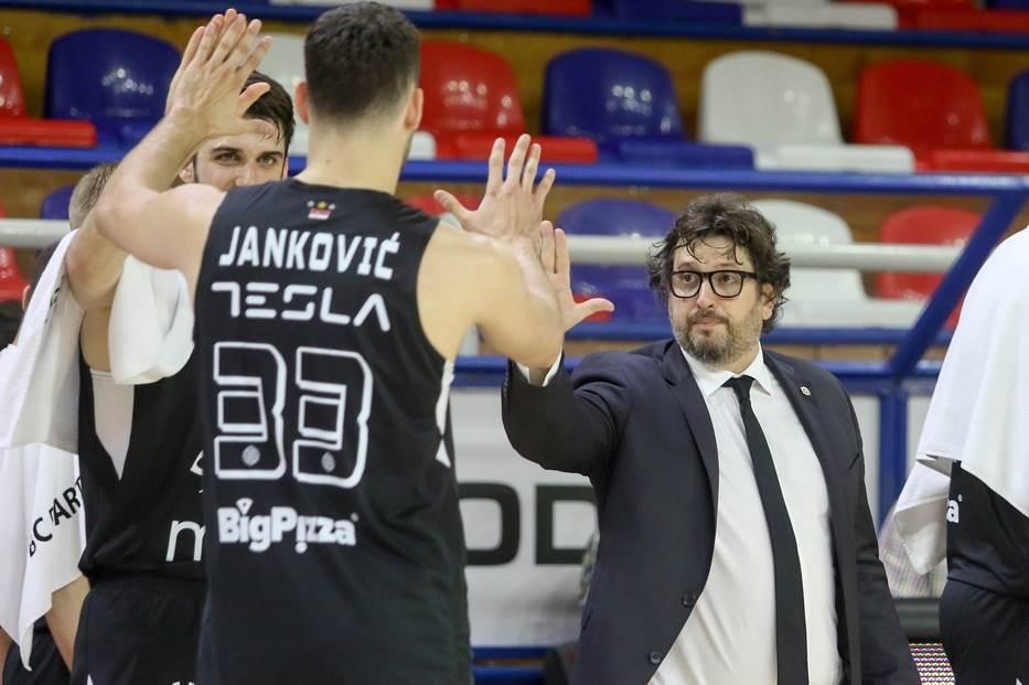 "Partizan ""pali motore"" u drugoj polovini avgusta"