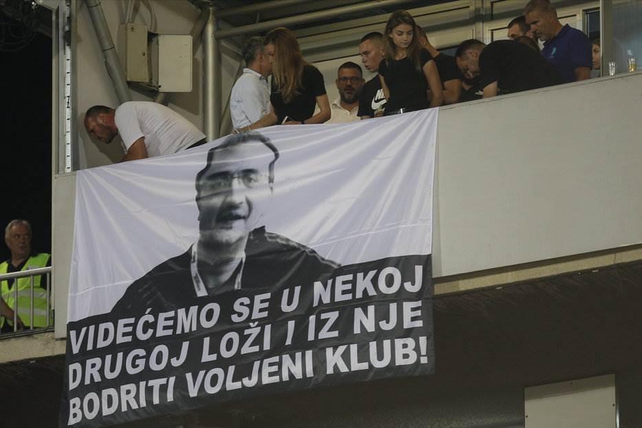 Partizan, Grobari, Igor Bulat