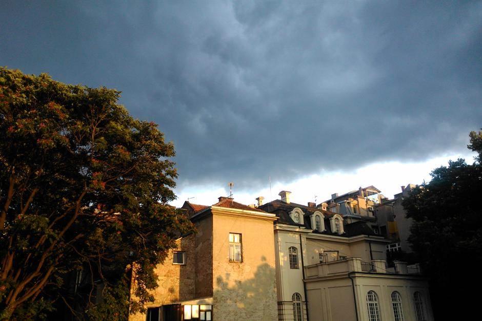 vreme oblaci nevreme oblak