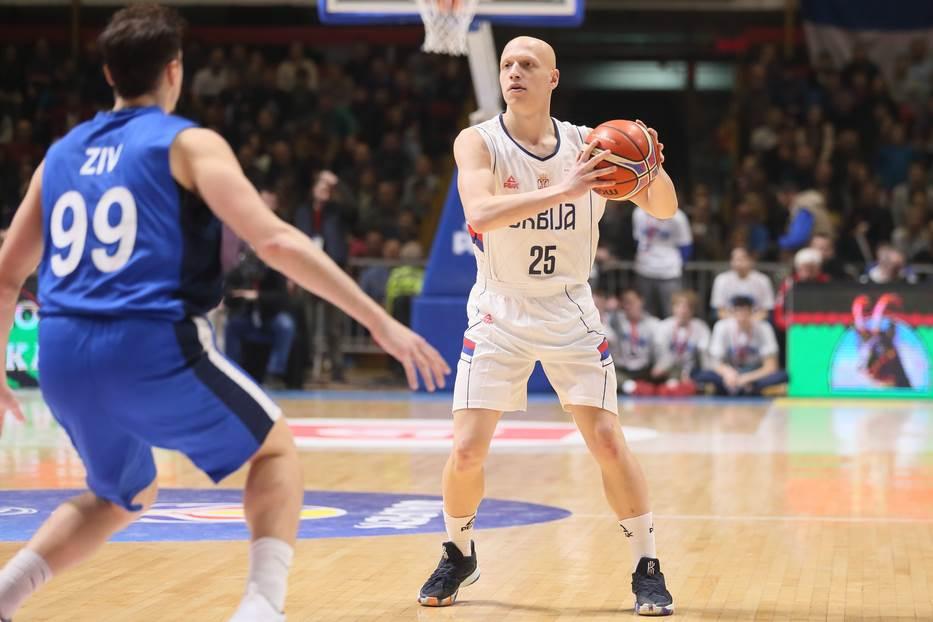 Reprezentativac Srbije u Železniku - drugi put