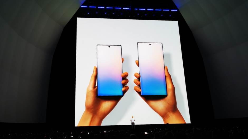 Zašto Samsung Galaxy Note 10 NEMA 3.5 mm audio ulaz