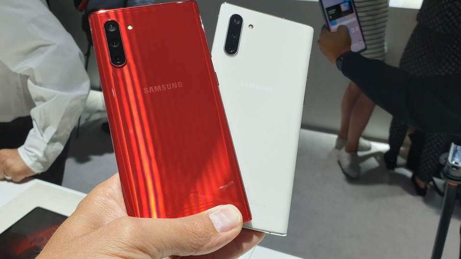 Galaxy Note 10 napravljeni od aluminijuma, ne čelika!
