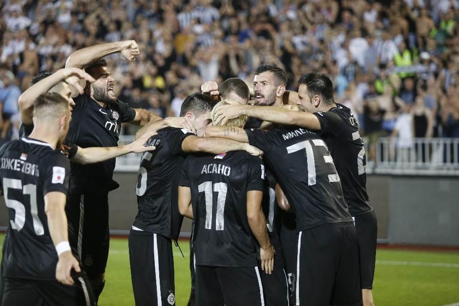 """""""Samo Partizan može tako rano da primi gol i preživi"""""""