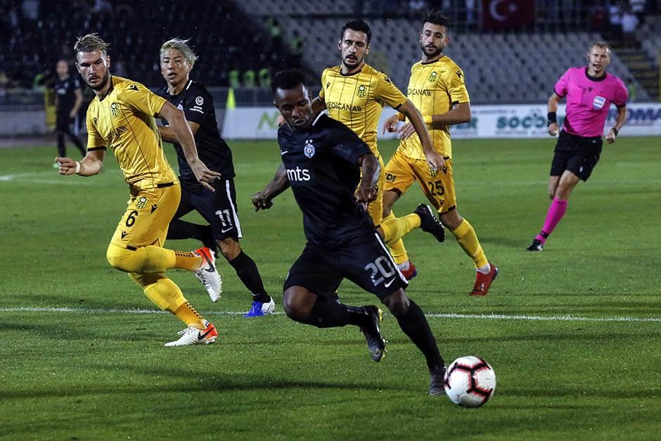 Dobra vest iz Partizana: Ostojić NIJE oštetio mišić