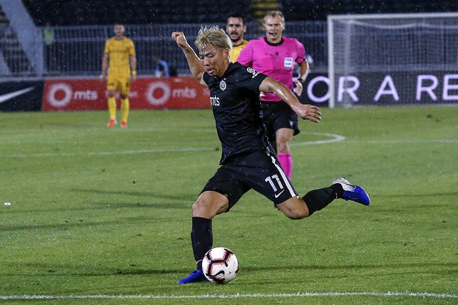 Partizanov Jaguar: Cilj 20,30 golova, Savo će mi pomoći