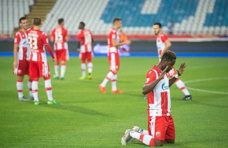 Zvezda sigurna i s rezervama: Lepi golovi i laka pobeda