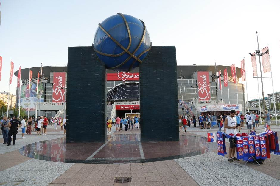 Orlovi će imati sjajnu podršku: Arena RASPRODATA