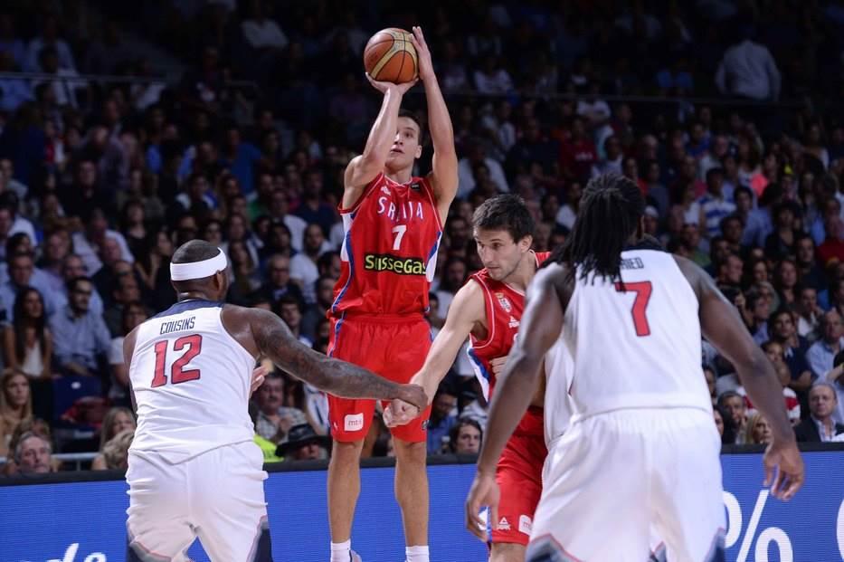 Finale SAD - Srbija? FIBA misli da je realno...
