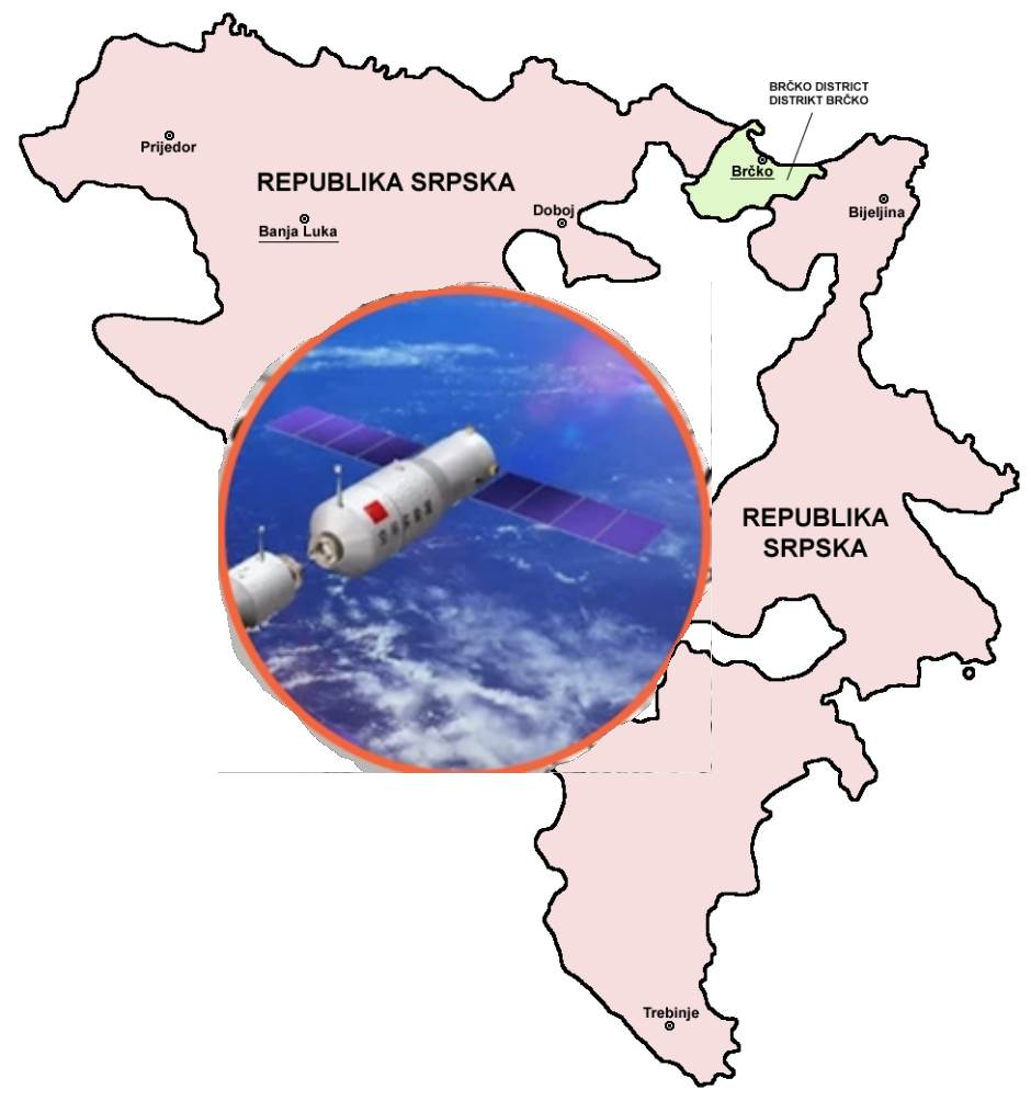 srpska,satelit