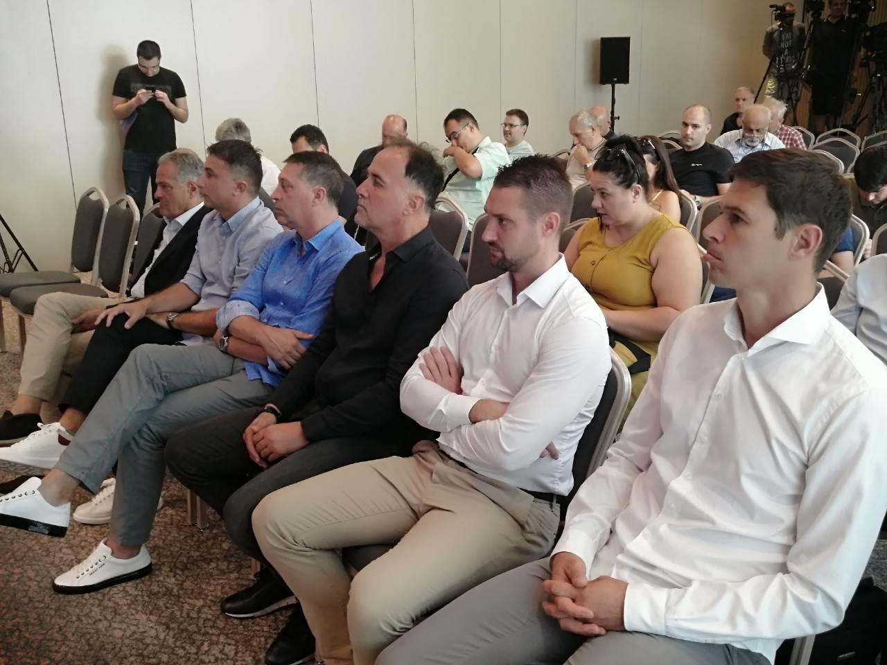 FSS, orlovi, stručni štab reprezentacije Srbije, sportski sektor FSS