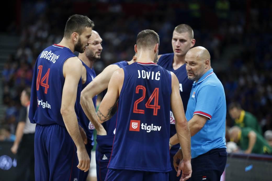 reprezentacija, srbije, mundobasket, košarkaši, aleksandar đorđević