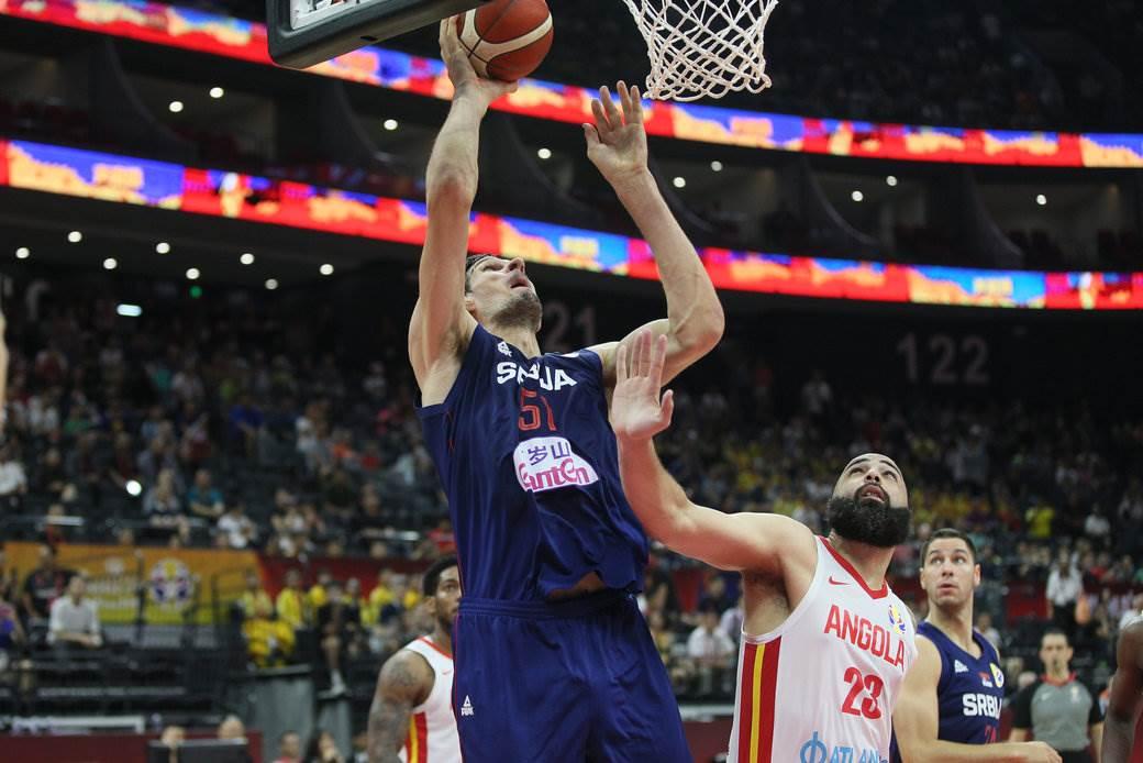 Boban Marjanović Mundobasket