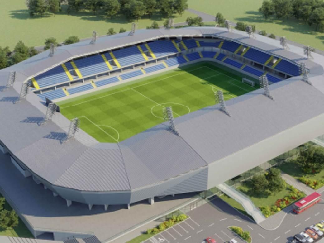 Stadion u Kraljevu