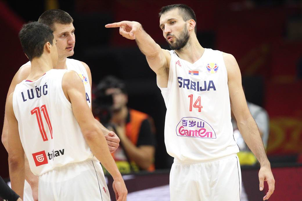 srbija, portoriko, mundobasket, kina, reprezentacija