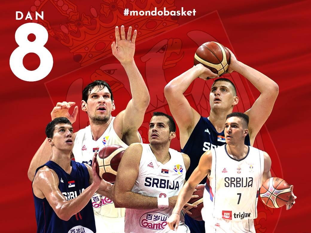 Mondobasket Litvanci Već Igraju Eliminacije Grčka Sad Na