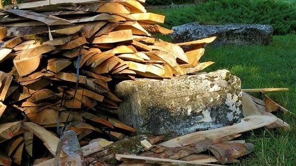 drva stećci