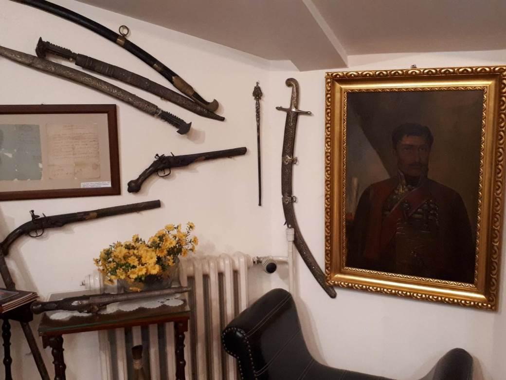 oružje iz prvog srpskog ustanka