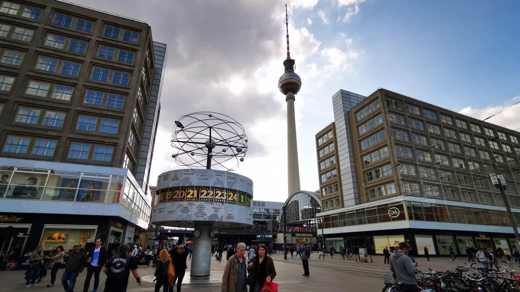 Berlin, ALeksandar plac