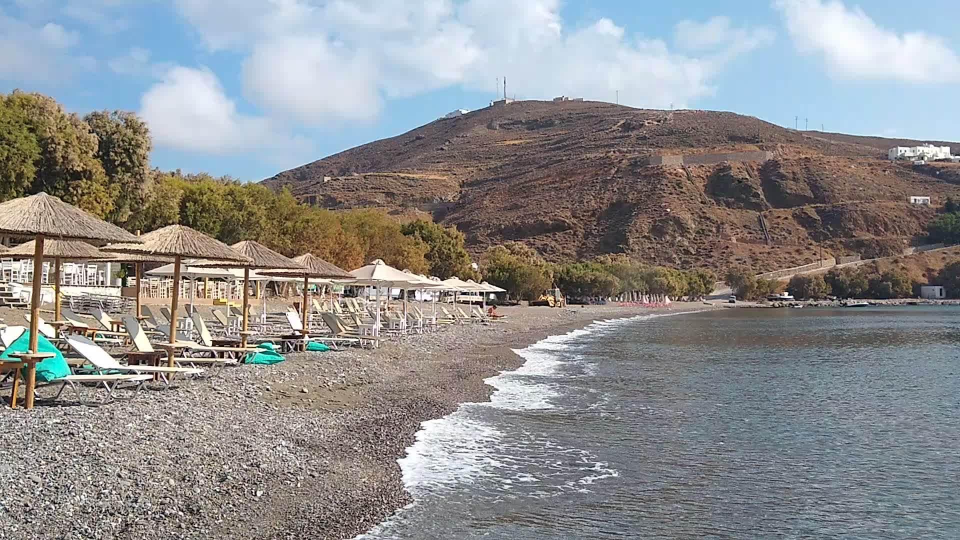 Plaža na ostrvu Astipalea (INFO)