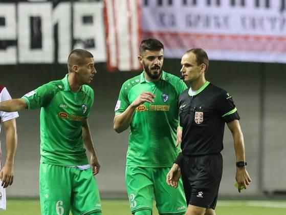 Ivan Rogač, FK Inđija