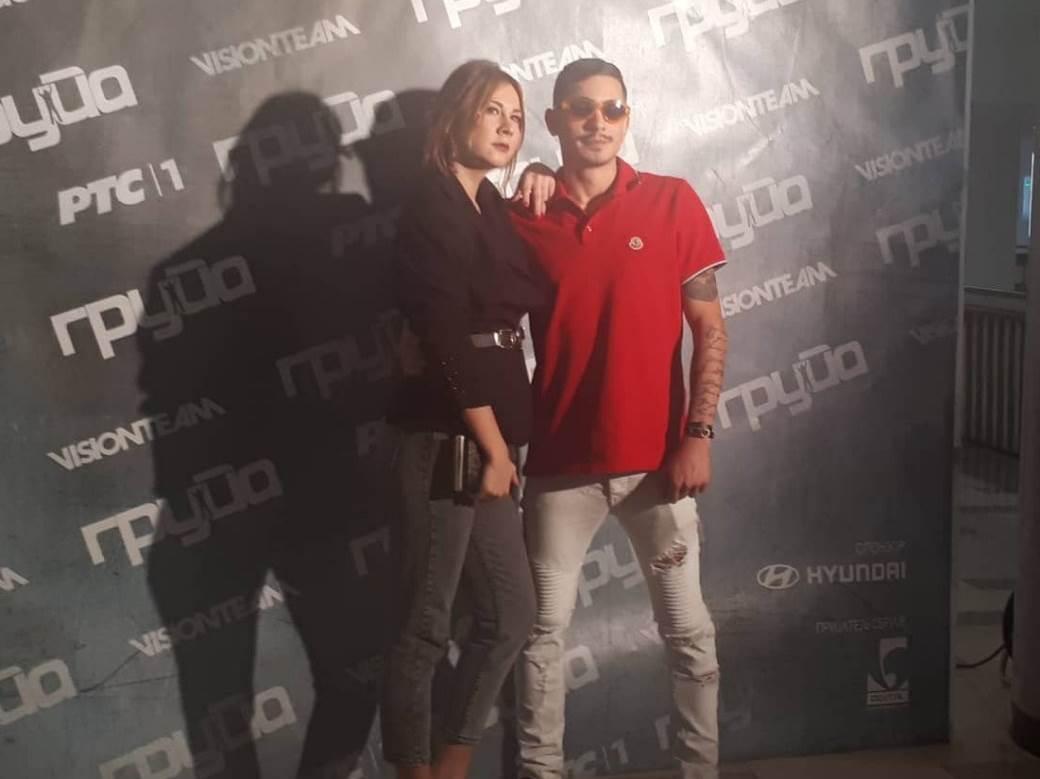 Tijana Marković i Mili