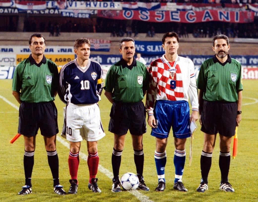Hrvatska - Jugoslavija