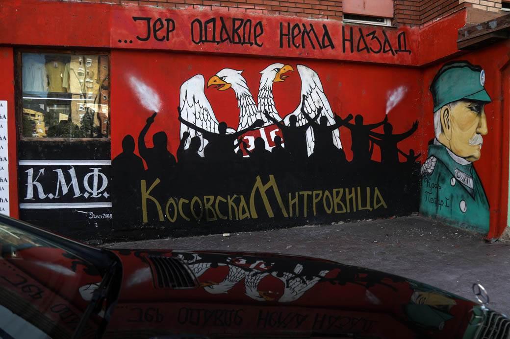 grafit kosovo, kosovska mitrovica