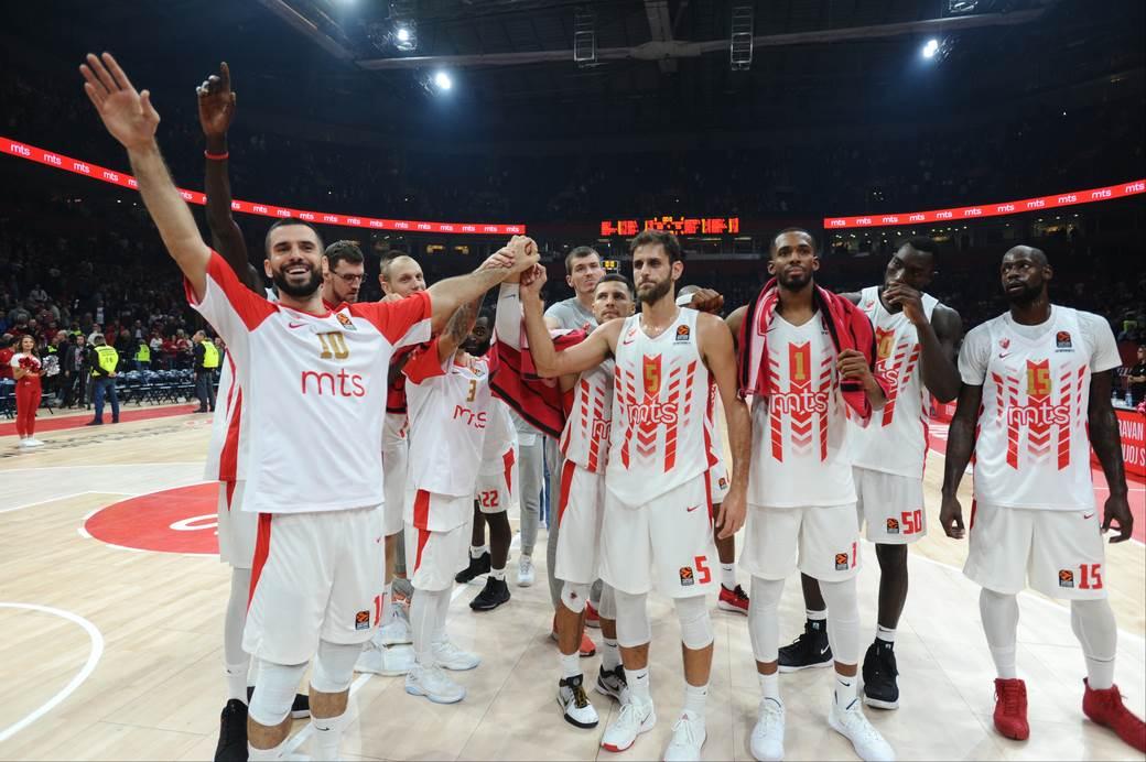 KK Crvena zvezda Arena