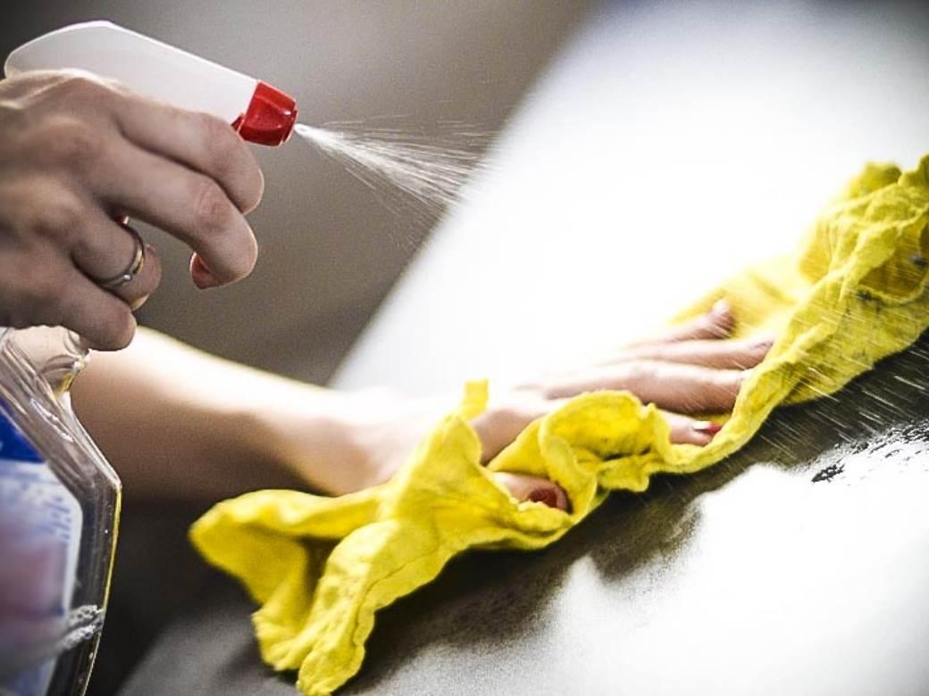 čišćenje, pranje