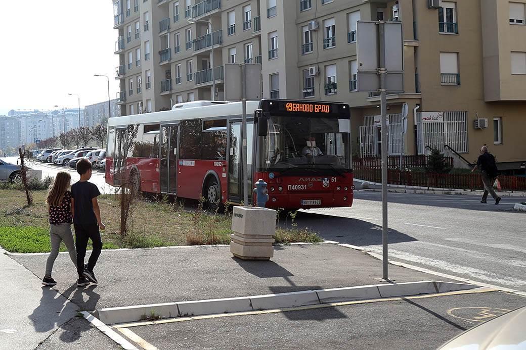 gsp prevoz autobus stepa stepanović